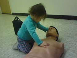 CPR Certification and First Aid Training